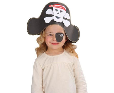 Piratenhut-Bastelset 8 Huete-2