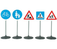 Verkehrszeichen-Set 2