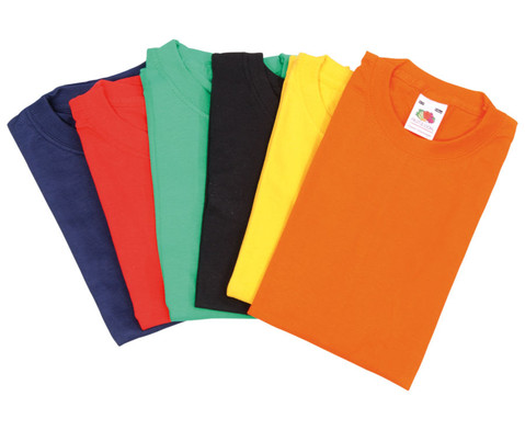 Bunte Kinder T-Shirts-1