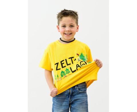 Bunte Kinder T-Shirts-5