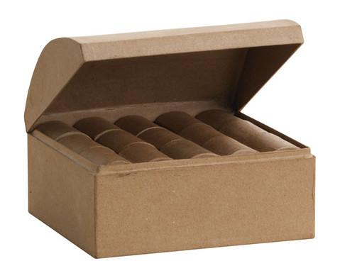 Schatztruhen-Set 1 x gross und 30 x klein-2