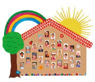 Passbild-Haus 'Das sind wir'