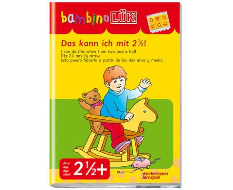 bambino LUEK Das kann ich mit 2 1-2-1
