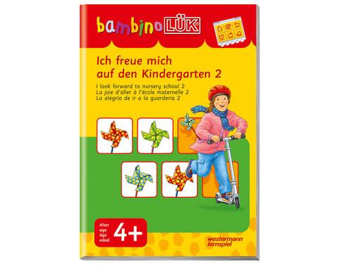 bambinoLUEK Ich freue mich auf den Kindergarten 2-1