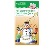 miniLÜK-Heft: Mit Lisa und Ben durchs Jahr