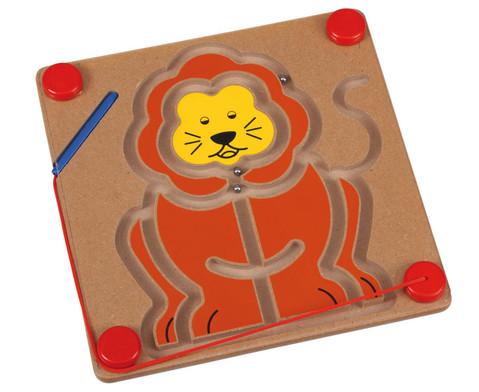 Magnetspiel Loewe-1