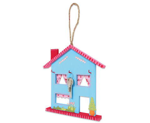 Schluesselhaus aus Holz zum Selbstgestalten-1