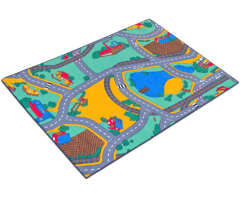 Spielteppich Strasse-1