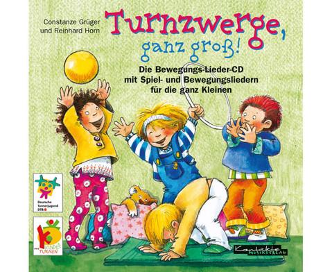 CD Turnzwerge ganz gross-1