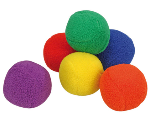 Schaf-Fell-Ball-Set-1