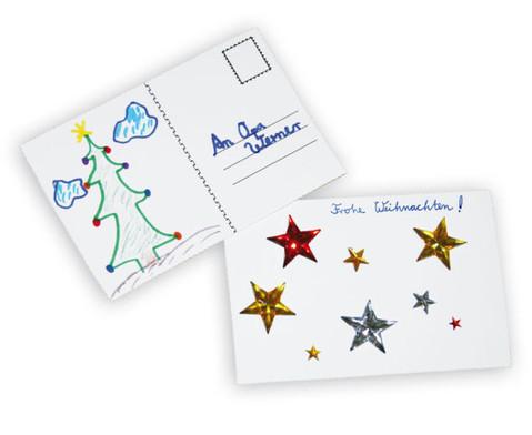Postkarten zum Selbstgestalten 24 Stueck-5