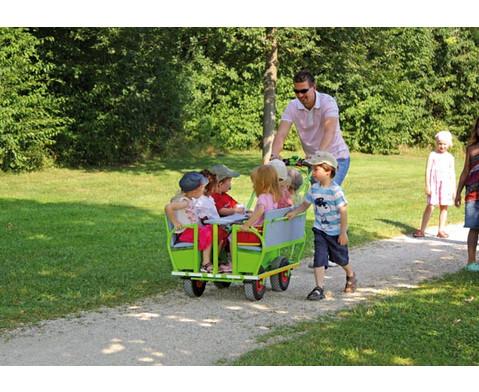 Krippenwagen fuer 6 Kinder-6
