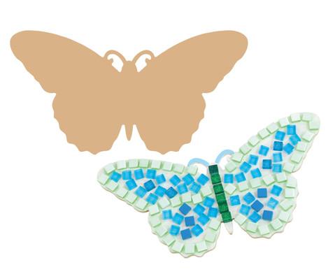 Schmetterling zum Selbstgestalten-2