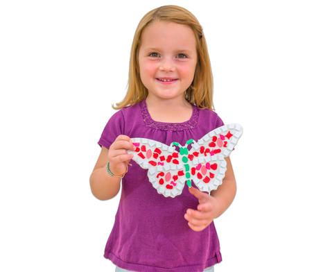 Schmetterling zum Selbstgestalten-4