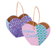 10 Herz-Taschen