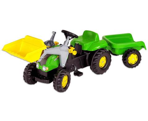 Traktor mit Anhaenger