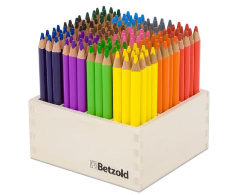 144 Dreikant-Stifte im Holzaufsteller hochkant-1