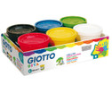 6 Giotto Fingermalfarben im Set-2