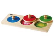 Farbpuzzle für Babys