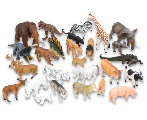 Tiere-Set 26 Teile