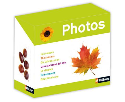 Foto-Box Jahreszeiten