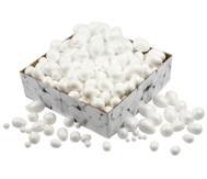Styropor-Kugeln und -Eier, Großpackung, 550 Stück