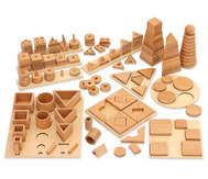 Montessori-Sinnesmaterial