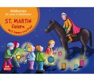 Bildkarten: St. Martin feiern mit Emma und Paul
