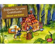 Bildkarten: Hänsel und Gretel