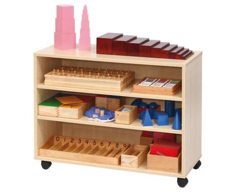 Montessori-Wagen