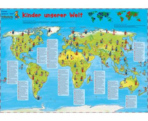 Poster Kinder unserer Welt
