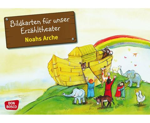 Bildkarten Noahs Arche