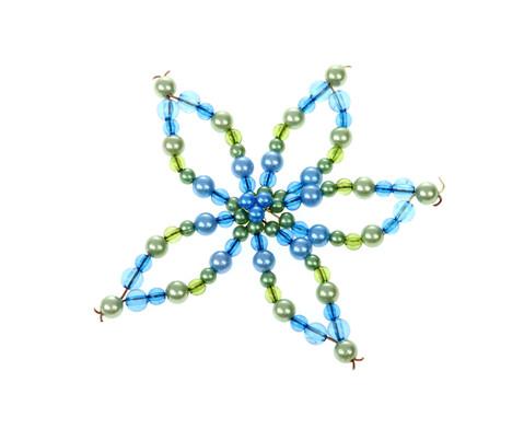 Blumen-Draht-Set gruen-blau-5