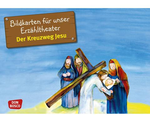 Bildkarten Der Kreuzweg Jesu