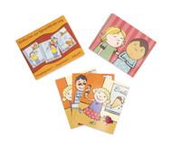 Bildkarten zur Sprachförderung: Vergangenheit - Gegenwart - Zukunft