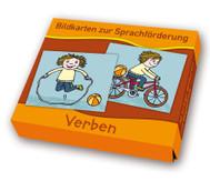 Bildkarten zur Sprachförderung: Verben