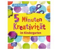 Buch: 5 Minuten Kreativität im Kindergarten