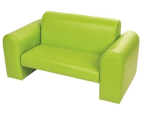 Cosma Sofa gruen