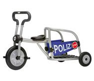 Dreirad-Polizei