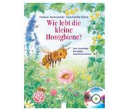 Buch+CD: Wie lebt die Honigbiene?