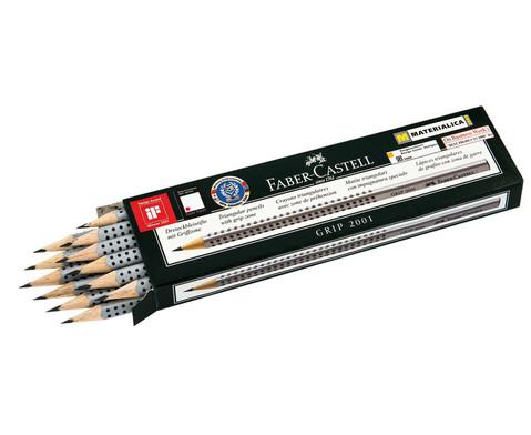 12er Pack Grip-Bleistift  7 mm
