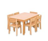 Möbel-Sparset Ortho - Sitzhöhe 42