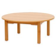 Runder Tisch, 52 cm hoch