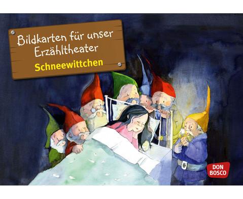Bildkarten Schneewitchen-1