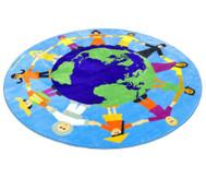 Teppich Kinder der Welt