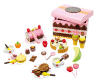 Süßigkeitenkiste, 39 Teile