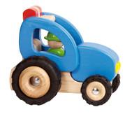 """Holzfahrzeug """"Traktor"""""""