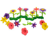 Blumen-Steckspiel, 44-teilig