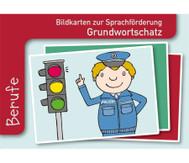 Berufe, Sprachförderung mit Bildkarten