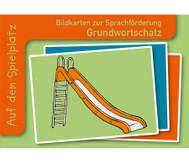 Auf dem Spielplatz, Sprachförderung mit Bildkarten
